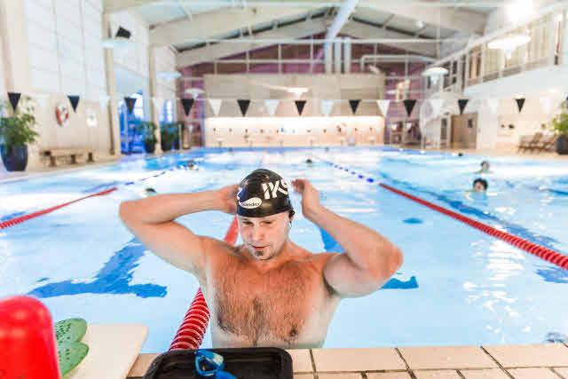 Vi har träningstider på IKSU sport 4 dagar i veckan 9bca81375eea6